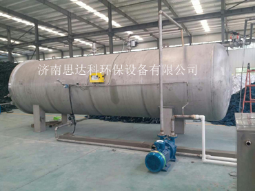 中民集团臭氧发生器杀菌消毒现场(图2)