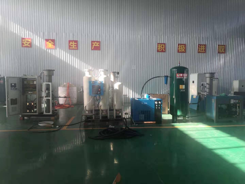 1kg氧氣源臭氧發生器進入調試發貨階段(圖1)